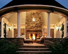 fireplace - Popular Architecture Pins on Pinterest