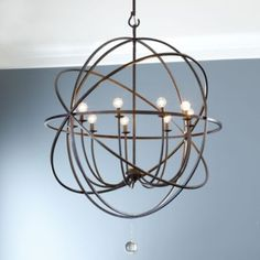 Orb Chandelier Extra Large