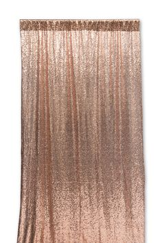 Whether on display at your ceremony or photo station, backdrops have become a popular accessory to truly personalize your wedding reception, bridal shower, or engagement party! Line the back wall with this large rose gold sequin custom wedding photo backdrop to make your pictures and portraits fun and sparkly. Better yet, they are easily collapsible, foldable, and portable, and can be reused at multiple different events! Provide funny props and watch your guests have a blast all night long!