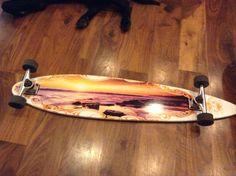 1st long board