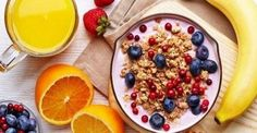 When it comes to nutrition, your body craves routine. Eat breakfast every day. It's the healthy choice. Skipping breakfast is not an option! Healthy Breakfast For Weight Loss, Health Breakfast, Best Breakfast, Healthy Breakfast Recipes, Healthy Recipes, Breakfast Ideas, Nutritious Breakfast, Yogurt Breakfast, Easy Recipes