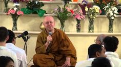 Meditation retreat with Ajahn Brahm Day 1 Instructions on meditation Tor...