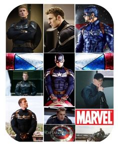 """""""Captain America : The Winter Soldier"""" by gone-girl ❤ liked on Polyvore featuring Disney, men's fashion and menswear"""
