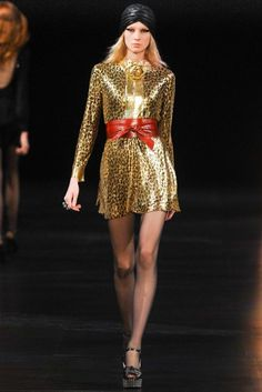 Saint Laurent Paris spring-summer 2015