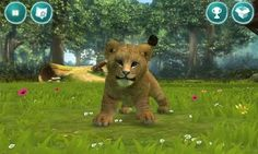 Cute Kinectimal cat