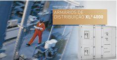 Armários XL³ 4000 para todas as configurações