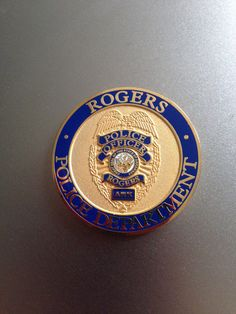 Rogers PD Arkansas front