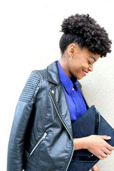 Natural hair......