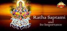 #Rathasapthami is an auspicious festival celebrated by Hindus and it is devoted to Lord Suryanarayana. Read the #blog to know the importance of Rathasapthami.  #BringHomeFestival