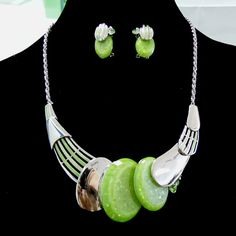 Accessories, Fascinating Rhinestone Lady's Jewelry Set(Including Necklace and Earrings), Jewelry,23.99