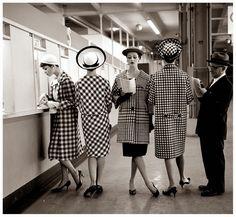 Nina Leen y la revista Life nos muestran como eran las mujeres de los años 1940 y 1950 en blanco y negro