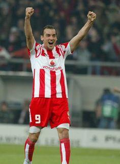 27a8fa09e2a5 Kovačević Darko. Kovin. Serbia. (1973). Επιθετικός. Από το 2007 ~ 2009. (60  συμμετοχές 31 goals).