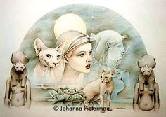 Johanna Pieterman - Fantasy Art