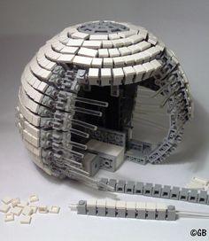 LEGO Techiques