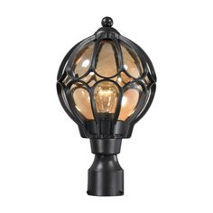 Elk Lighting Madagascar 1 Light Lantern Head