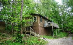 Hocking Hills Cabin, Pet Friendly, Logan Oh Vacation Rental