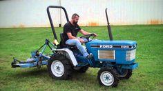 Afbeeldingsresultaat voor ford 1120 tractor