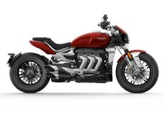 Triumph Rocket 3 - The Bike Shed Triumph Rocket, Triumph Motorcycles, Custom Motorcycles, Custom Bikes, Indian Motorcycles, Motorcycle Logo, Motorcycle Engine, Girl Motorcycle, Motorcycle Quotes