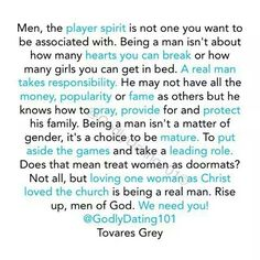 Godly dating by Tovares Gray