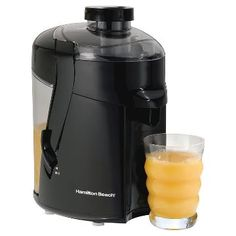 Hamilton Beach HealthSmart® Juice Extractor - Black 67801