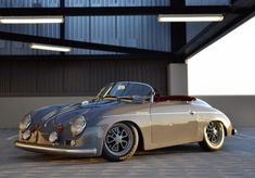 Bid for the chance to own a Porsche Speedster Replica at auction with Bring a Trailer, the home of the best vintage and classic cars online. Porsche 356 Speedster, Porsche Boxster, Porsche Classic, Classic Cars, Porsche 356 Replica, Best Gas Mileage, Beach Buggy, Vintage Porsche, Porsche Cars