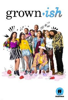 grown-ish Season 3 Episode 3 watch free on Movies Showing, Movies And Tv Shows, Freeform Tv Shows, Larry Wilmore, Grown Ish, Really Good Movies, Famous In Love, Famous Black, Tv Series To Watch