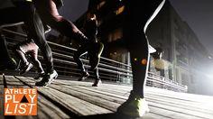 Athlete Playlist: Music for a Night Run