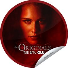 Originals by Italia unlocked #TheOriginals #BadBlood #RebekahMikaelson #sticker on #GetGlue  Get ready for a bloody good time!    The Originals starts on its new night tomorrow!