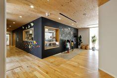 Tokyo SM Children Nursery Architectures HIBINOSEKKEI Youji no Shiro