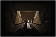 Amazing image of couple of stair case by jerry ghionis