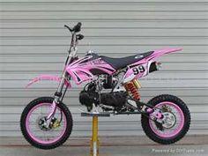 sweet Motocross Dirt Bike I want!!!