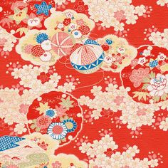Chinese Patterns, Japanese Patterns, Japanese Textiles, Japanese Prints, Japanese Paper, Japanese Fabric, Textile Patterns, Print Patterns, Floral Patterns