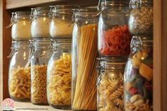Essential Pantry Staples | Stay at Home Mum