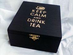 Faire votre boite à thé