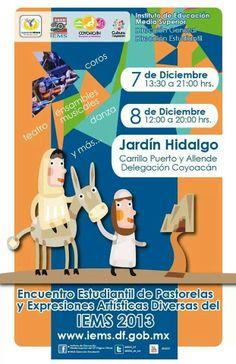 Encuentro de Pastorelas en Coyoacan