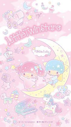 【2016.06】★Wallpaper ★ #LittleTwinStars
