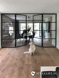 House Front Door, House Doors, Vestibule, Living Room Partition, Living Comedor, Home Budget, Girl Bedroom Designs, Internal Doors, Apartment Interior