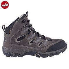 Impulse Texapore O2+ Mid W, Chaussures de Randonnée Hautes Femme, Gris (Tarmac Grey), 39 EUJack Wolfskin