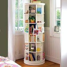 Revolving Book case-Just Perfect!