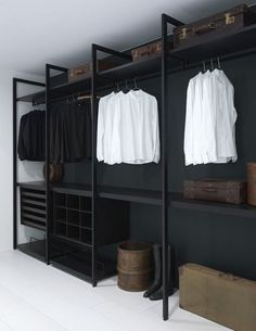 Below are the Diy Closet Design Organization Ideas. This article about Diy Closet Design Organization Ideas was posted under the category by our team at August 2019 at pm. Hope you enjoy it and don't forget to share . Walk In Closet Design, Bedroom Closet Design, Wardrobe Design, Closet Designs, Luxury Homes Interior, Room Interior, Interior Design Living Room, Interior Ideas, Dressing Room Closet