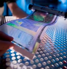 Flexible, indistructable possibly transparent oled displays