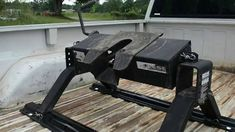 One of the most common towing accessories for RV is the wheel hitches. It is the big flat plate that resembles the appearance of a horseshoe. Gooseneck Trailer, Air Ride, 5th Wheels, Fifth Wheel, Truck Bed, Recreational Vehicles, How To Memorize Things, Calgary, Shopping