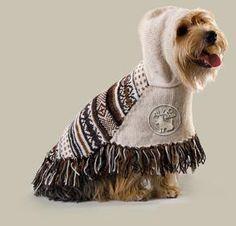 DOGUE Doggy Poncho For Tenni