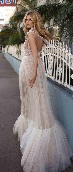 11a359b332 Muse by Berta Wedding Dresses 2019 Collection. Menyasszonyi KollekcióMenyasszonyi  RuhákEsküvői ...