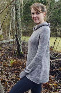 This pullover was designed as part of Bespoke: Sweaters, a little collection of lovely pullovers and cardigans.