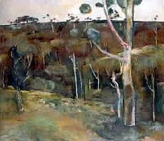 Numbers by medium - Frederick (Fred) Ronald Williams. Australian Painting, Australian Artists, Fred Williams, Landscape Paintings, Landscapes, Paintings I Love, 2d Art, Asian Art, Art Lessons