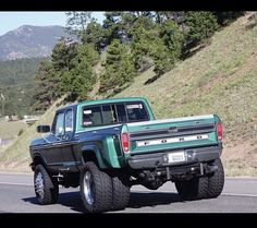 old dually
