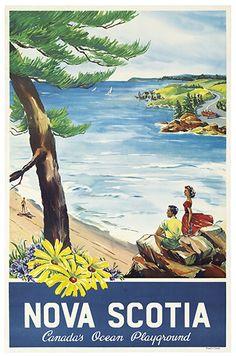Nova Scotia - Canada's ocean playground -