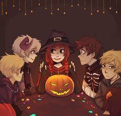 Image result for karkat halloween