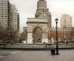 NYU Washington Square Park